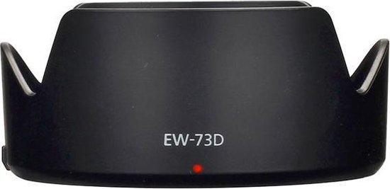 Zonnekap EW-73D voor Canon lens EF-S 18-135mm IS USM 80D