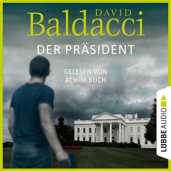 Omslag van Der Präsident (Ungekürzt)