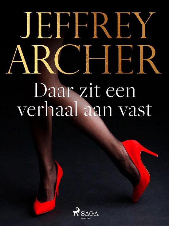 Boek cover Daar zit een verhaal aan vast van Jeffrey Archer (Onbekend)