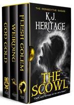 The Scowl: IronScythe Sagas Books 1-3 Boxset