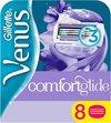 Gillette Venus ComfortGlide Breeze Scheermesjes Vrouwen - 8 stuks