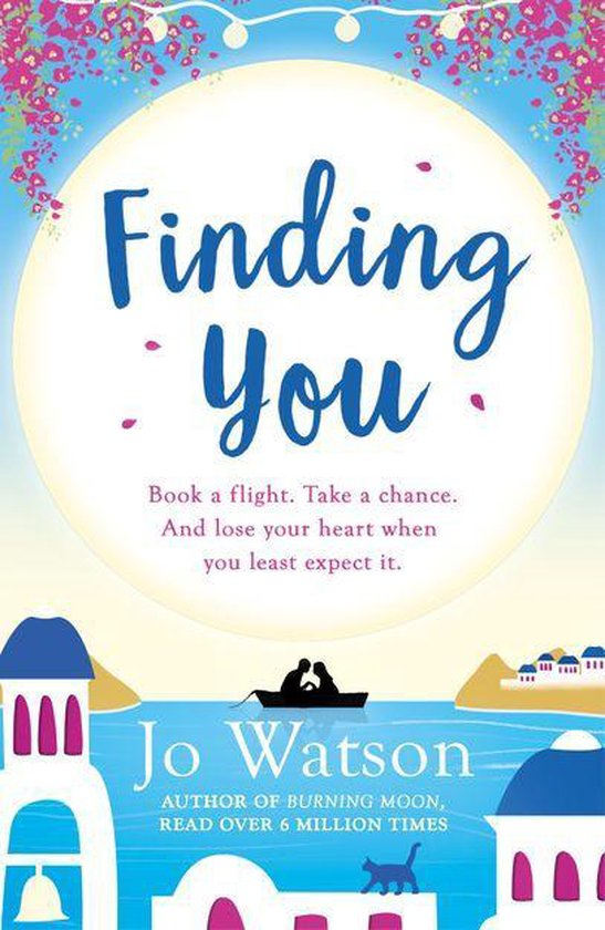 Boek cover Finding You van Jo Watson (Onbekend)