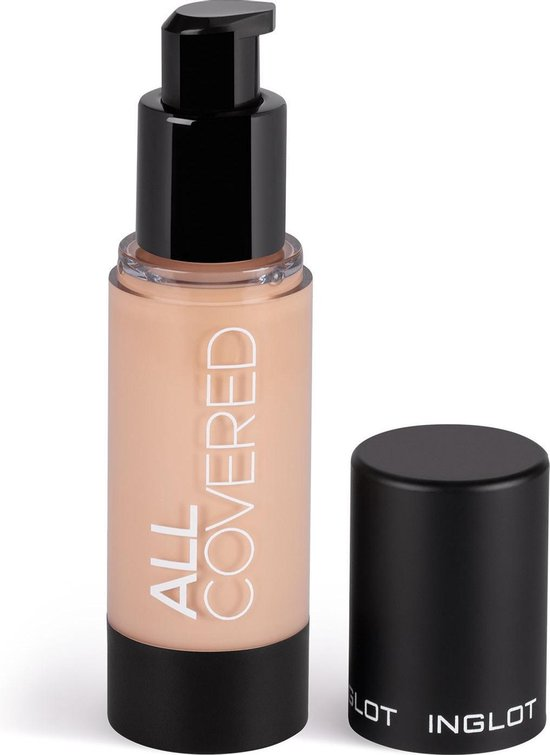 All Covered Face Foundation NF LC017