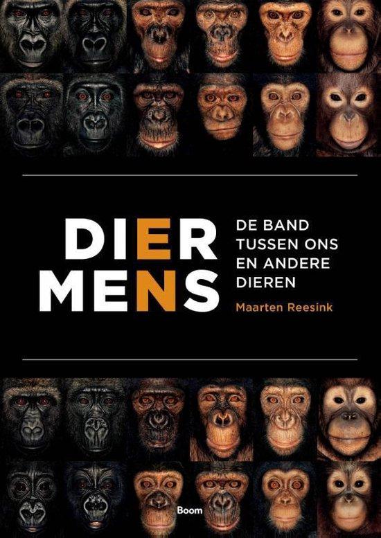 bol.com   Dier en mens, Maarten Reesink   9789024432790   Boeken