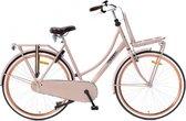 Popal Daily Dutch Basic Transportfiets - Vrouwen - 57 cm - Roze