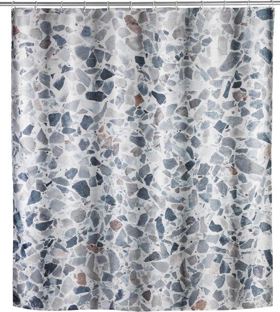 Wenko Douchegordijn Terrazzo 200 X 180 Cm Polyester