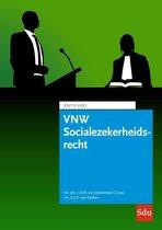 Educatieve wettenverzameling  -   VNW Socialezekerheidsrecht 2021