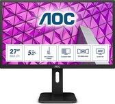 AOC Q27P1 - QHD IPS Monitor - 27 inch