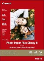 Canon PP-201 - Fotopapier / A4 / 20 vel