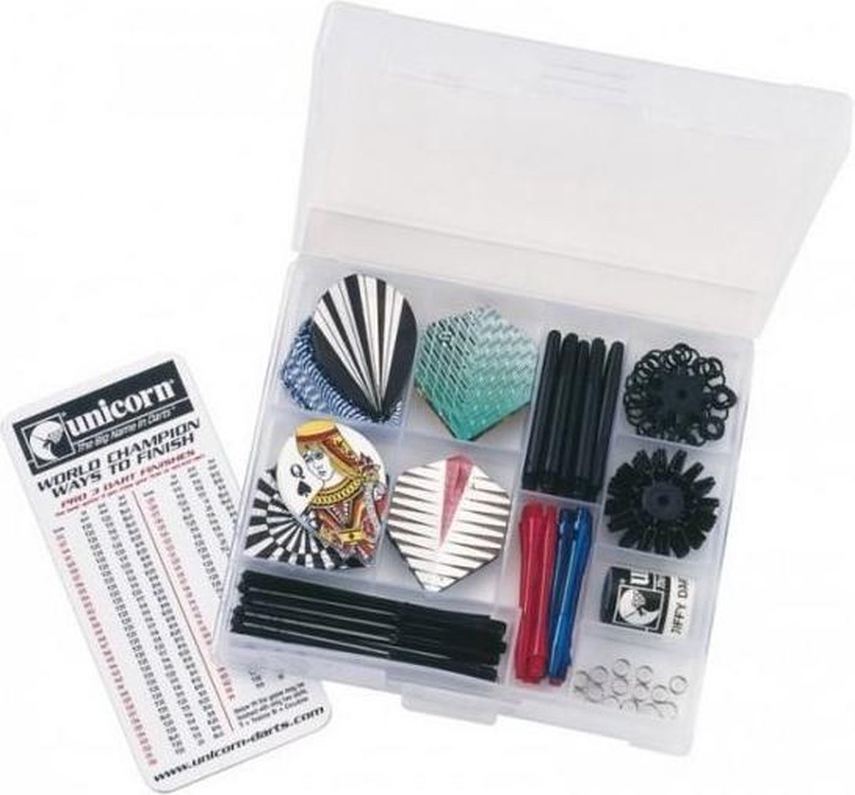 Unicorn Maestro Darts Tune-Up Kit - dart accessoires kit