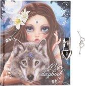 Afbeelding van TOPModel Fantasy Dagboek met Slotje
