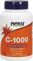 Vitamine C-1000 100tabl