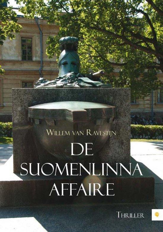 Cover van het boek 'De Suomenlinna affaire'