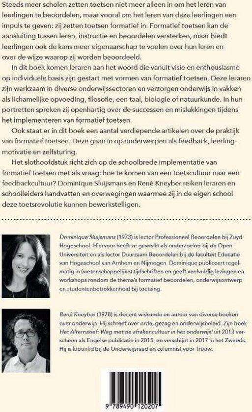 Toetsrevolutie - Dominique Sluijsmans