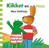 Boek cover Kikker en Haas van Max Velthuijs