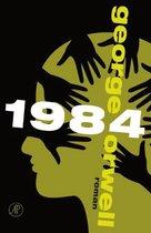 Boek cover 1984 van George Orwell