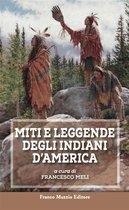 Omslag Miti e leggende degli Indiani d'America