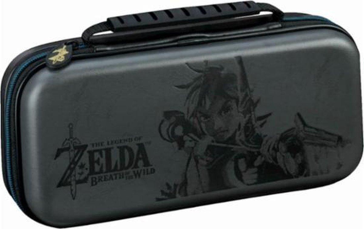 Bigben Nintendo Switch Case - Zelda - Grijs