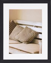 Fotolijst - Henzo - Driftwood - Fotomaat 40x50 cm - Donkergrijs