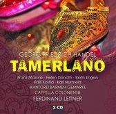Haendel: Tamerlano, Leitner