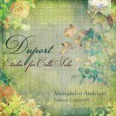 Duport: Etudes For Cello Solo