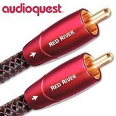 AudioQuest Red River RCA  1.5 meter Stereo interlink