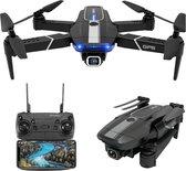 Drone met 4K HD camera - 75 minuten vliegtijd - Met 3 accu's en opbergkoffer - GPS 5G WIFI FPV - TD20RC Fly more combo