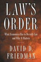Omslag Law's Order