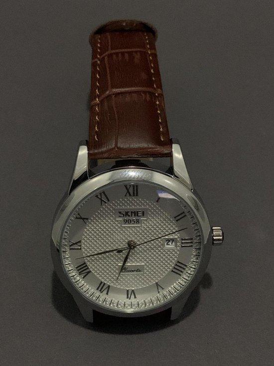 Klassieke Dames Horloge SKMEI met mooie Giftbox