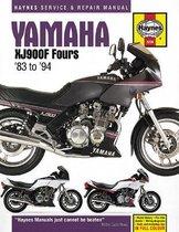 Yamaha XJ900F Fours (83-94)
