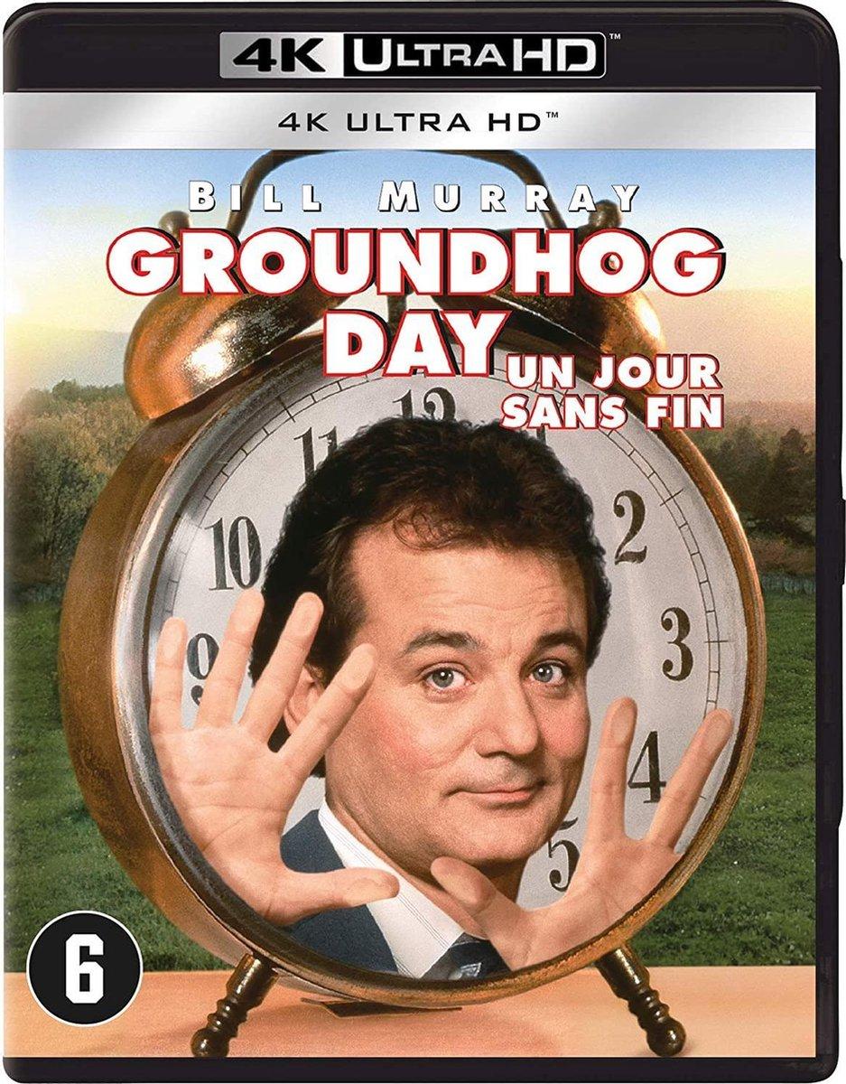 Groundhog Day (4K Ultra HD Blu-ray)