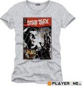 STAR TREK - T-Shirt Poster Grey (S)