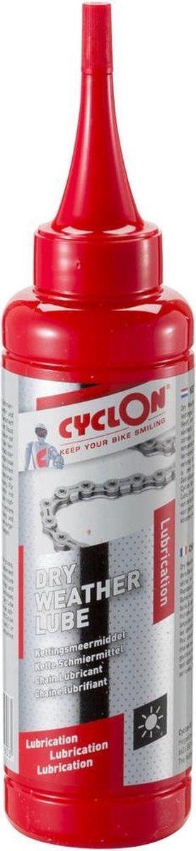 Olie cyclon dry weather lube 125ml