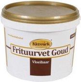 Klassiek | Frituurvet vloeibaar Gold | Emmer 10 liter