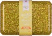 Lunch box: Glitter - goud | A Little Lovely Company