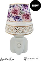 Night Light LED Lavendel en Rose New Dutch®