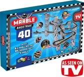 Marble Racetrax - Knikkerbaan - Racebaan - Circuit Set - 40 Sheets - 6 Meter