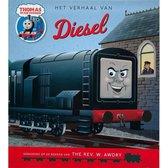 Thomas de Trein boek Diesel