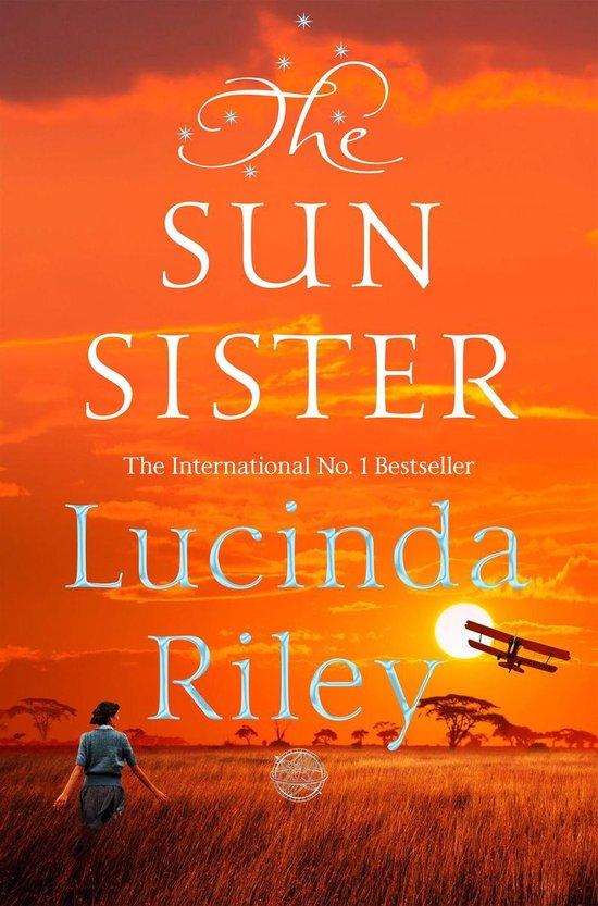 Boek cover The Sun Sister, Volume 6 van Lucinda Riley (Onbekend)