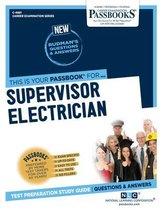 Supervisor Electrician, Volume 4981