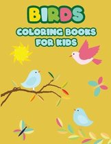 Birds Coloring Books for Kids