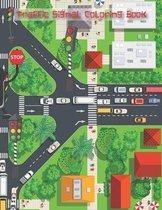 Traffic Signal Coloring Book