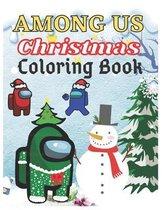 AMONG US Christmas Coloring Book