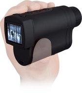 MikaMax - Nachtkijker - Digitale Verrekijker – Mini Nachtkijker - Night Vision - Telescoop - Optische Telescoop - Verstelbare Zoom -  Kleinste Nachtkijker Ter Wereld