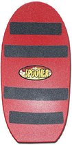 Spoonerboard rood