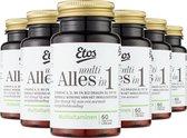 Etos Multi Alles-in-1 - jaarbox - 360 st (6 x 60 tabletten)