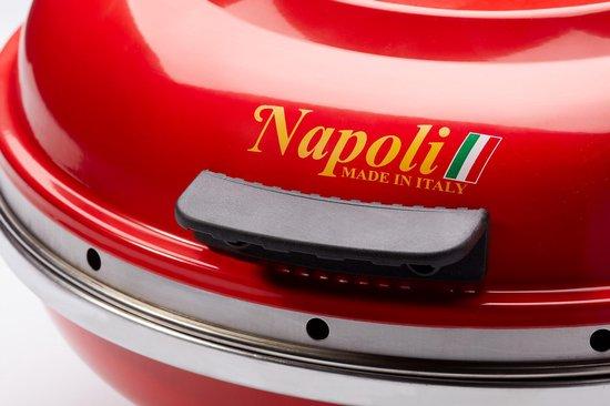 Optima Napoli - Pizzaoven - Rood