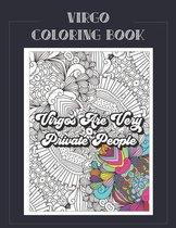 Virgo Coloring Book