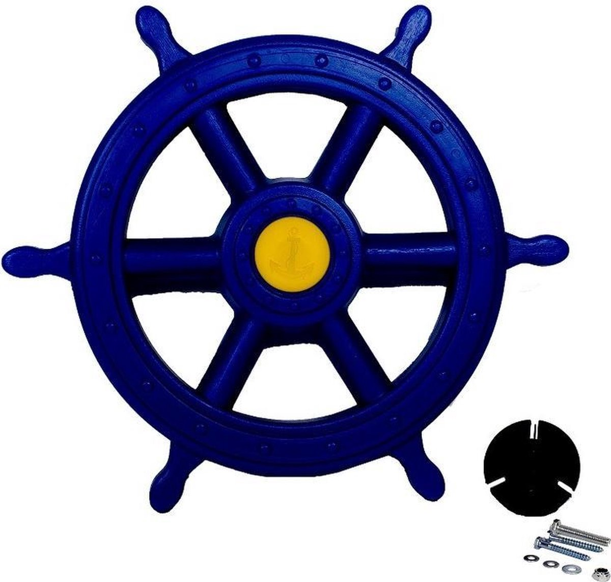 Piratenstuur Groot Blauw