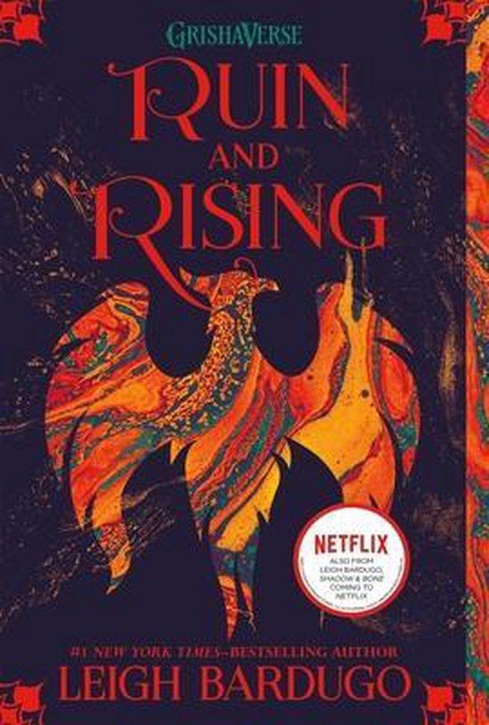 Boek cover Ruin and Rising van Leigh Bardugo (Paperback)